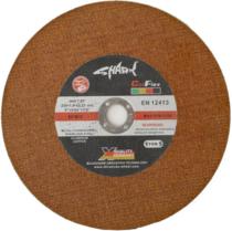 disc de debitare metal inox