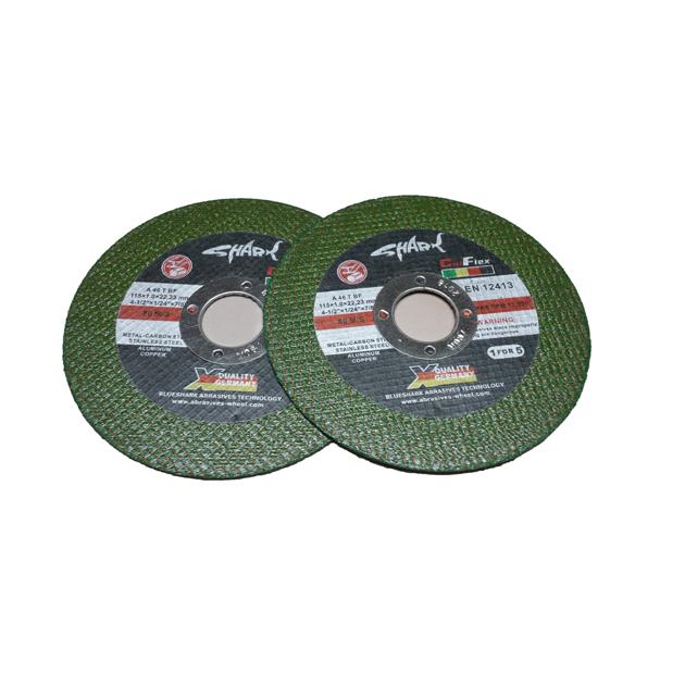 disc de debitat metal inox shark