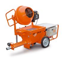pompa de tencuit mecanizat traditional ZP3 XXl Mix